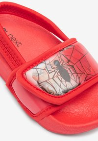 "Next - RED SPIDER-MANÂ""¢ SLIDERS (YOUNGER) - Dětské boty - red - 3"