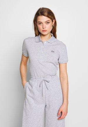 Koszulka polo - silver chine