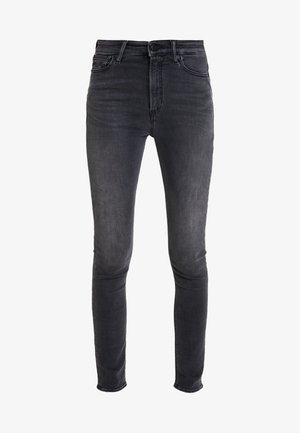 CHRISTINA HIGH - Jeans Skinny Fit - rover vintage black