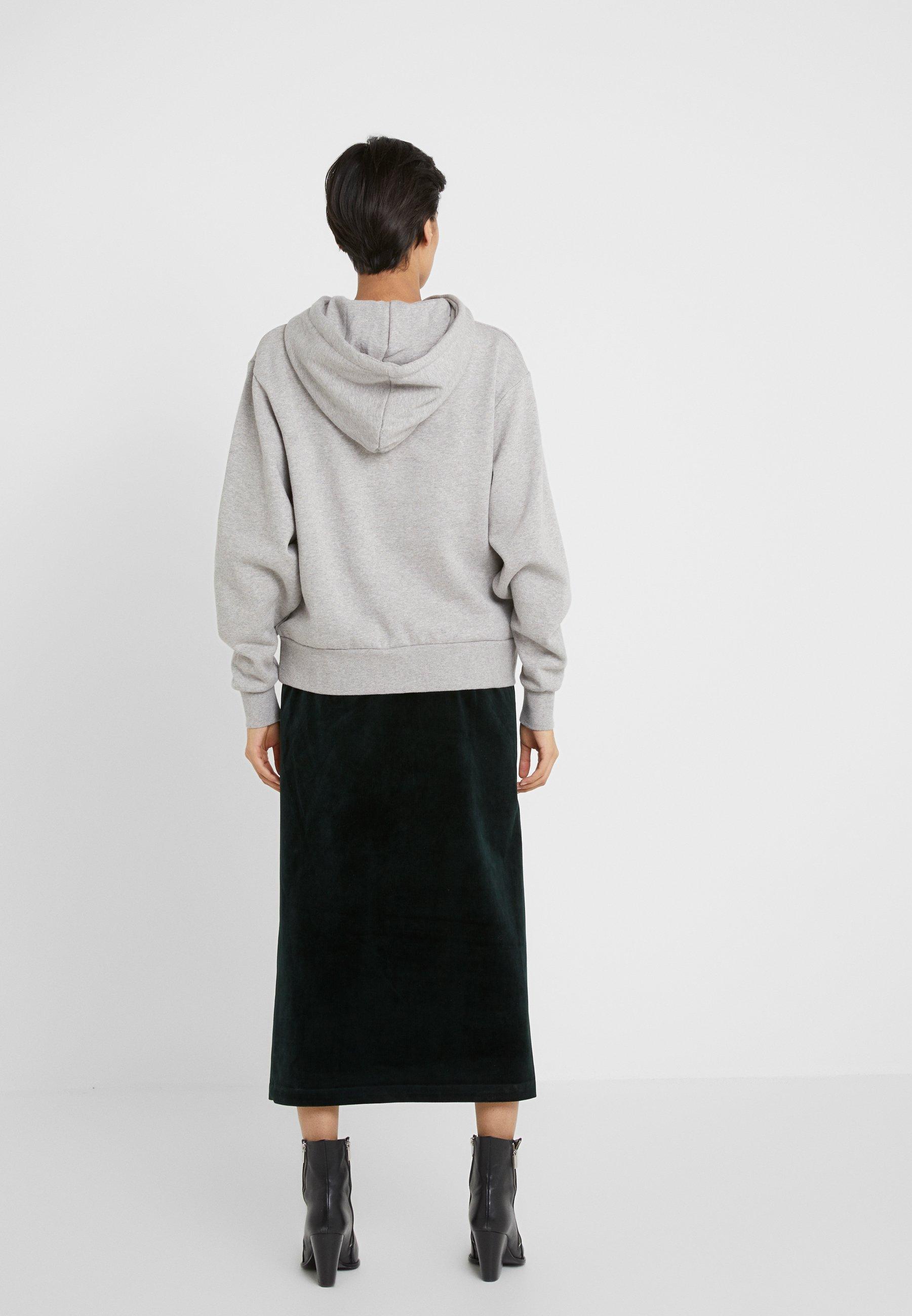 Han Kjobenhavn BULKY HOODIE - Sweat à capuche - dark grey - Pulls & Gilets Femme NdnXN