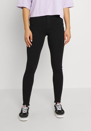 YASIMA SHAPE UP  - Jeans Skinny Fit - black