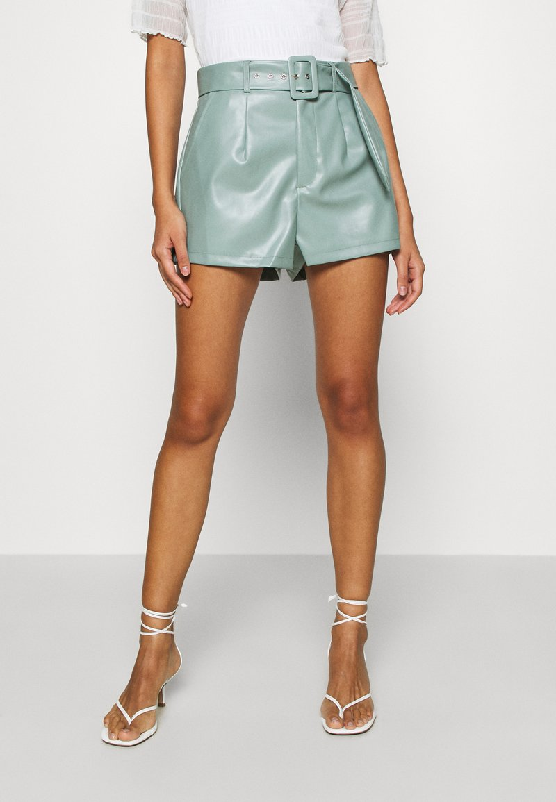 Missguided - Shorts - sage