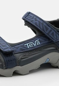 Teva - TANZA UNISEX - Walking sandals - griffith total eclipse - 5