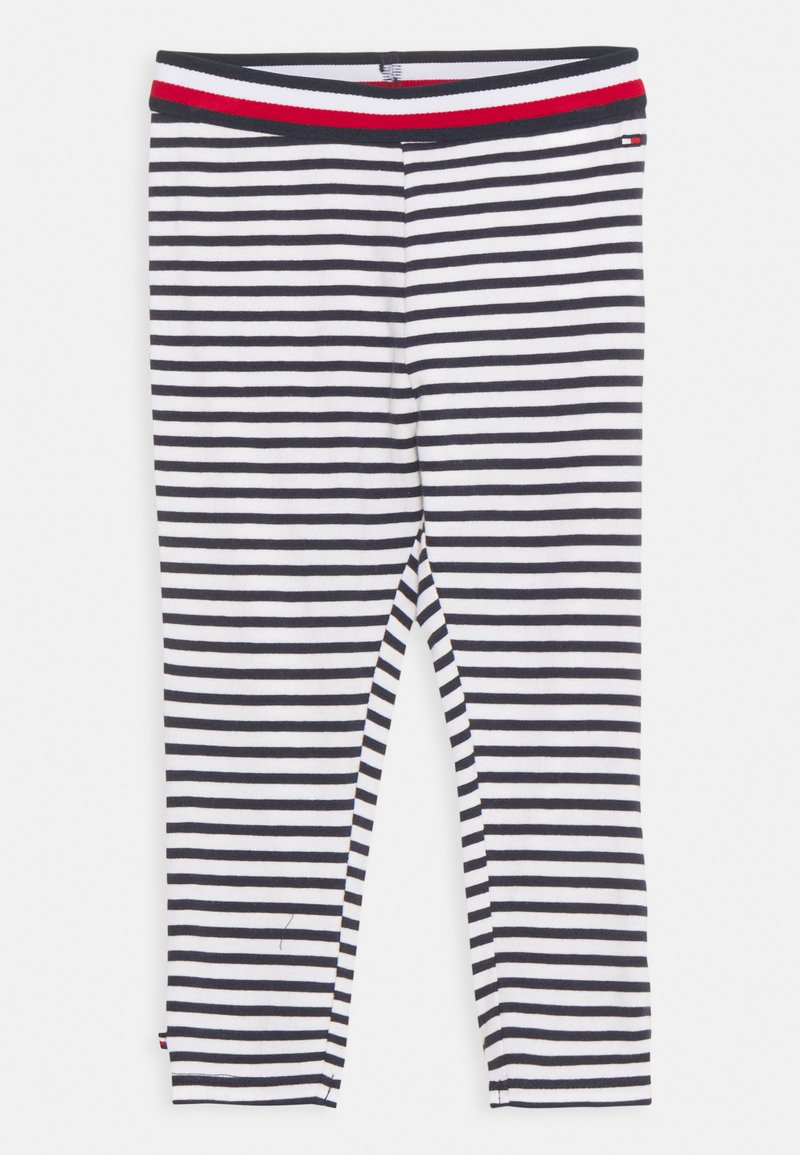 Tommy Hilfiger - BABY  - Leggings - Trousers - navy