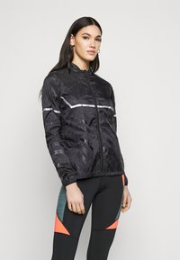 ONLY PLAY Tall - ONPONAY TRAINING JACKET  - Summer jacket - black - 0
