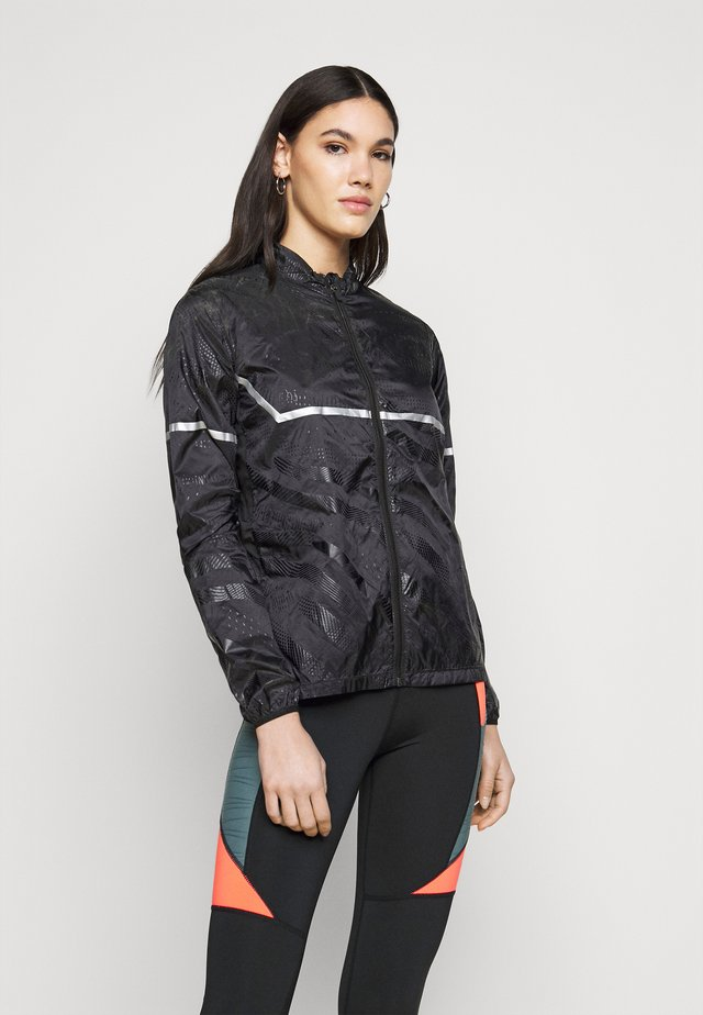 ONPONAY TRAINING JACKET  - Giacca leggera - black
