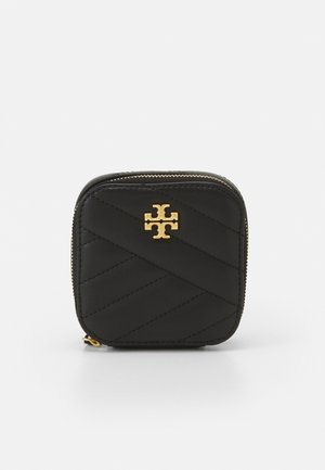KIRA CHEVRON JEWELRY BOX - Kosmetická taška - black