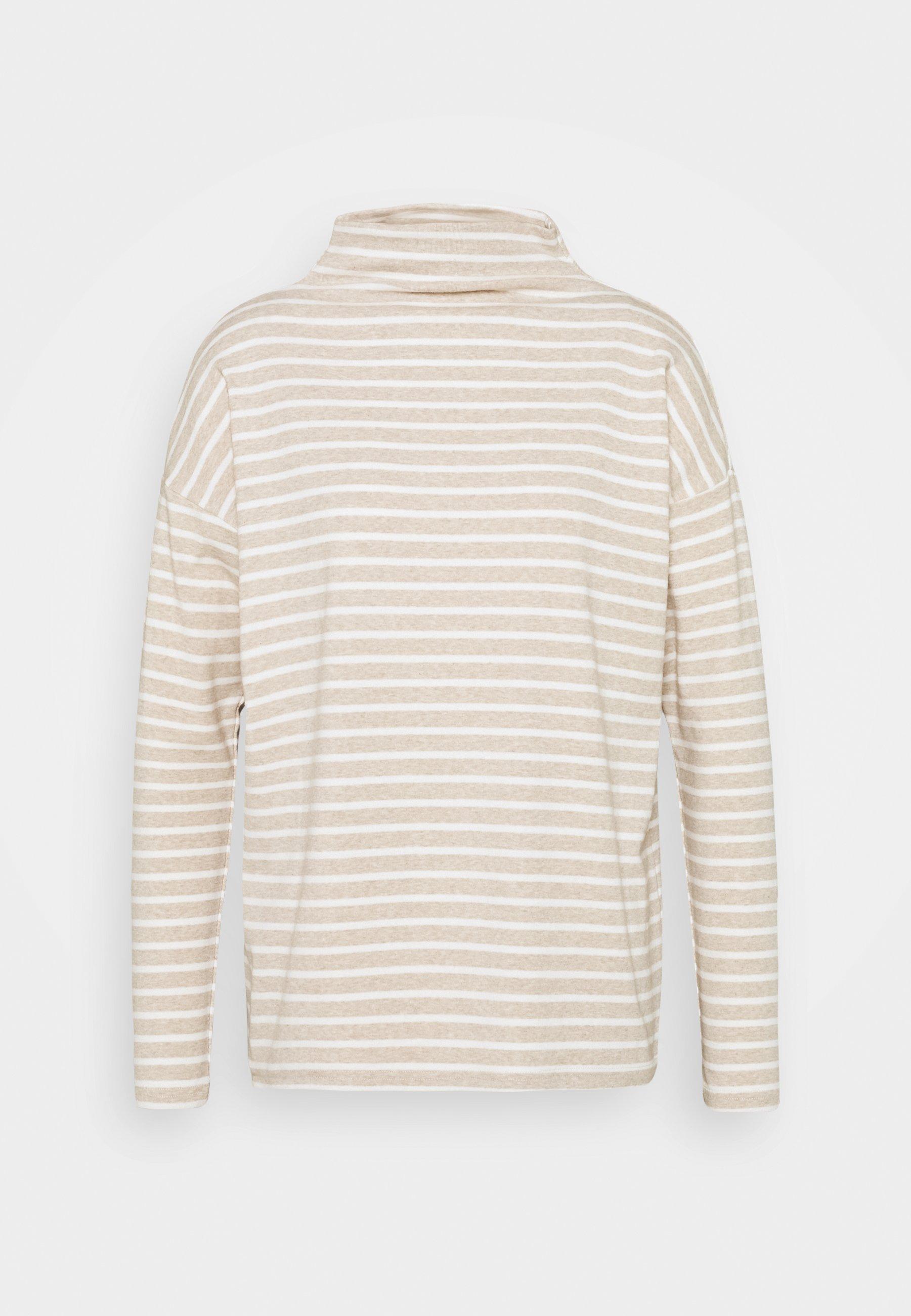 Women KALIDDY HIGH NECK - Long sleeved top