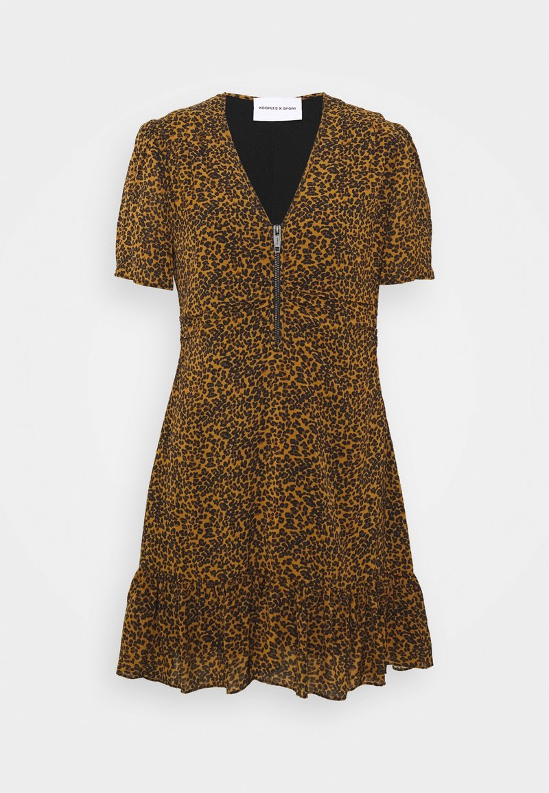 The Kooples - FROB - Day dress - brown