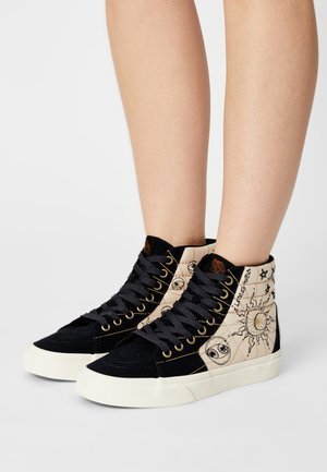 SK8 - High-top trainers - parisian night/shifting sand
