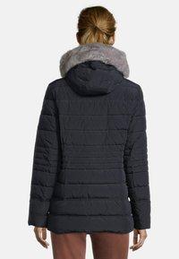 Gil Bret - KUNSTDAUNE - Winter jacket - donkerblauw - 2