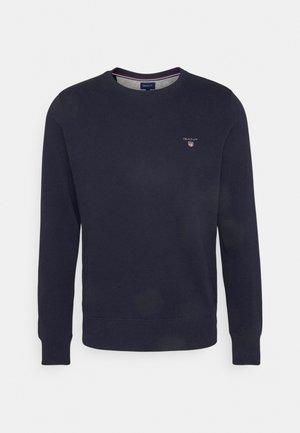 ORIGINAL C NECK - Sweater - evening blue
