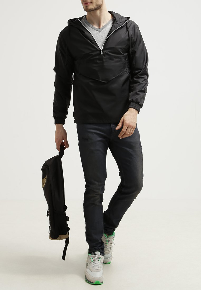Urban Classics - Summer jacket - black