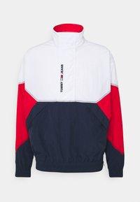 LIGHTWEIGHT POPOVER JACKET UNISEX - Summer jacket - white/multi