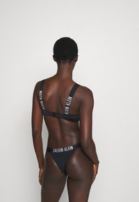 Calvin Klein Swimwear - INTENSE POWER BRAZILIAN - Bikini bottoms - black - 2