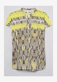 Eterna - Button-down blouse - neongelb - 4