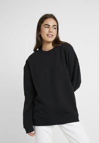 Element - CREW - Sweatshirt - flint black - 0