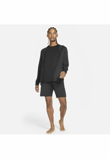 YOGA - Sports shorts - off noir/black/(gray)