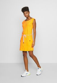 Ragwear - TAG - Žerzejové šaty - yellow - 1
