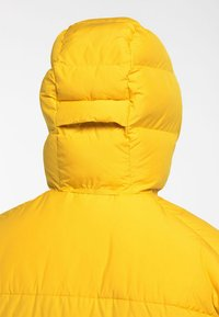 Haglöfs - NÄS DOWN JACKET  - Down jacket - pumpkin yellow - 4