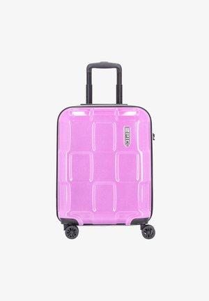 Wheeled suitcase - amethystpurpl