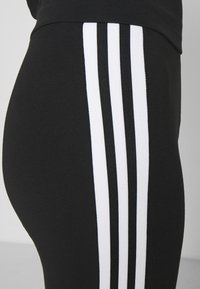 adidas Originals - COLOR SPORTS INSPIRED SLIM TIGHTS - Leggings - Hosen - black/white