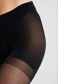 Swedish Stockings - ANNA TOP 40 DEN - Tights - black - 2