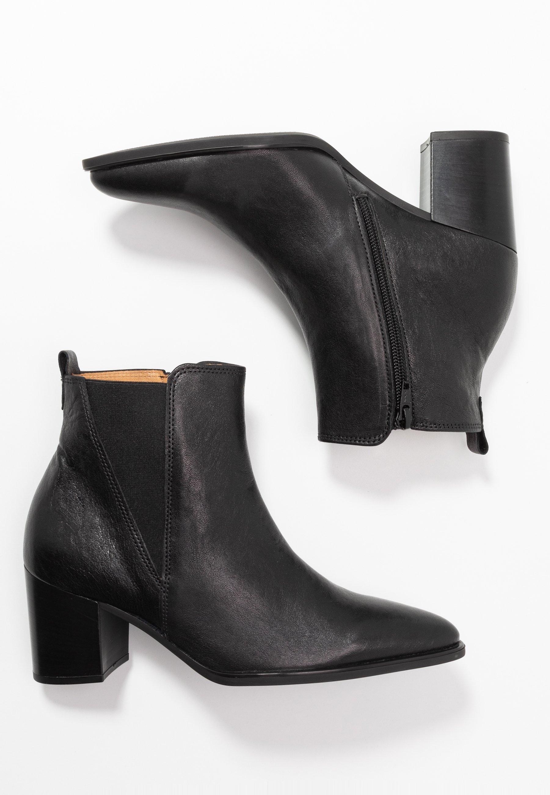 Gabor Ankle Boot - Schwarz