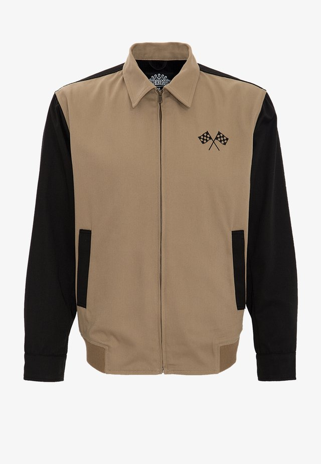 SPEEDWA - Light jacket - beige