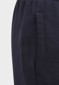adidas Performance - MUST HAVES BADGE OF SPORT FLEECE JOGGERS - Spodnie treningowe - blue - 3