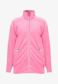 Finn Flare - Zip-up sweatshirt - pink - 5