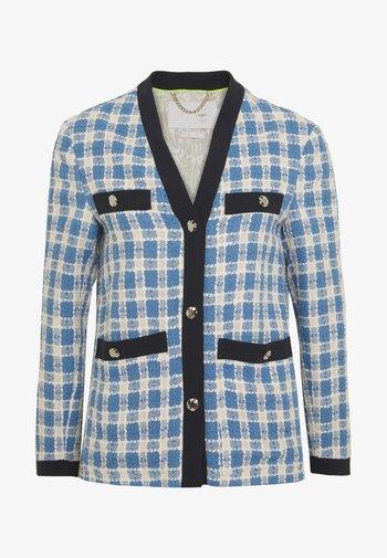 Summer jacket - spring blue