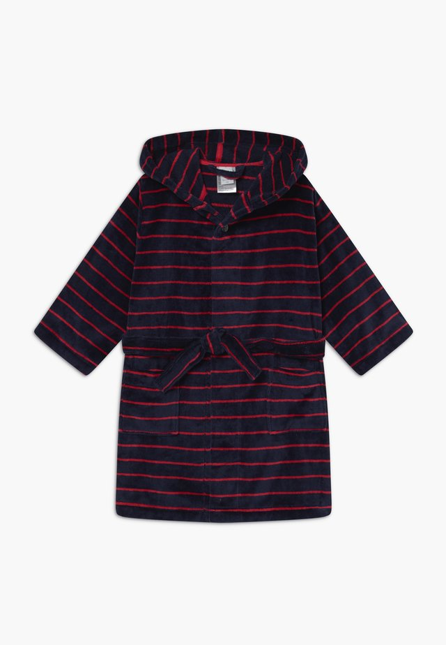 KIDS BATHROBE - Badekåpe - nordic blue