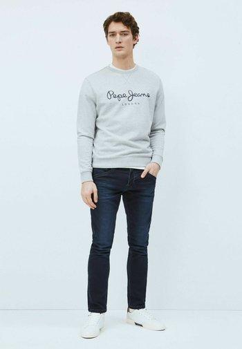 GEORGE - Sweatshirt - gris marl