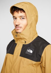 The North Face - UNI TRIED AND TRUE JACKET - Skijacke - british khaki/black - 3