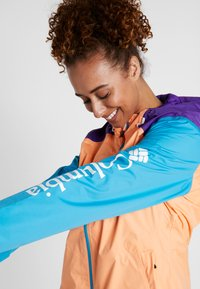 Columbia - INNER LIMITS™ JACKET - Outdoor jacket - bright nectar/clear water/vivid purple - 3