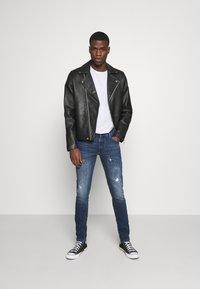 Antony Morato - GILMOUR - Jeans Skinny Fit - blue denim - 1