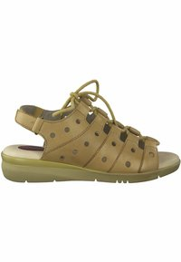 Jana - JANA - Walking sandals - nut - 2