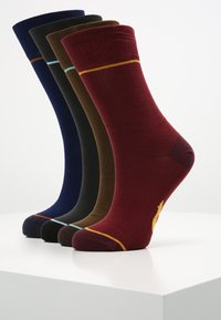 Slopes&Town - 4 PACK - Chaussettes - dark blue - 1