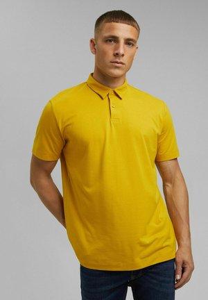 MIT COOLMAX - Polo - yellow