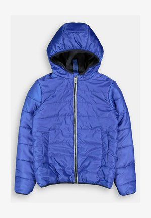 Winter jacket - bright blue