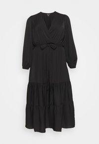 MAXI PRETTY - Maxi dress - black