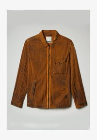 Napapijri - A-PEARL - Summer jacket - marmalade orange - 5
