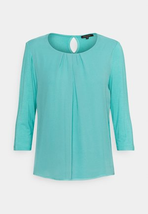 PATCHED  - Blouse - jade