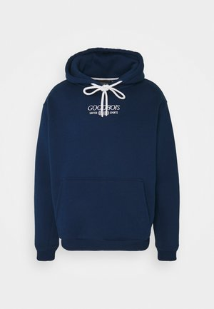 HOODY - Sweater - navy