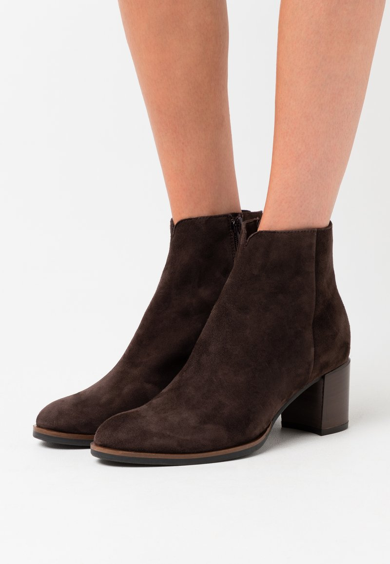 Maripé - Ankle boots - testa di moro