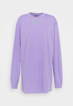 SKATE - T-shirt à manches longues - purple