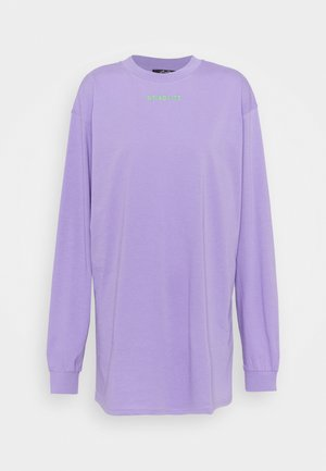 SKATE - Longsleeve - purple