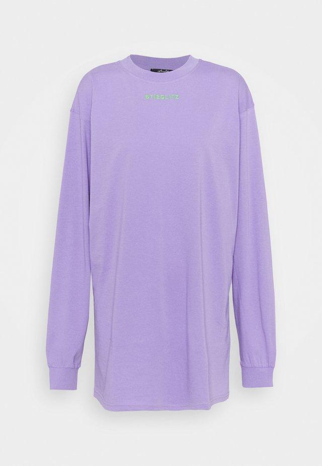 SKATE - Pitkähihainen paita - purple