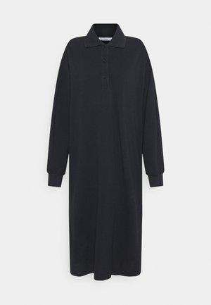 MARGO RUGGER DRESS - Sukienka letnia - black